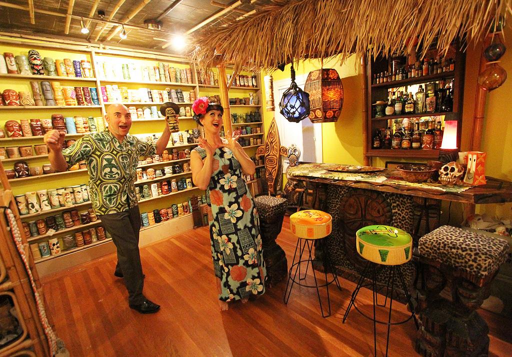 Cinco c cteles tiki para una fiesta hawaiana un poco de for Tiki hawaiano