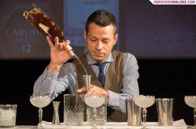 Jorge Oliva en la World Class