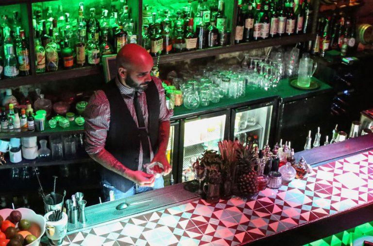 Collage Bar Barcelona