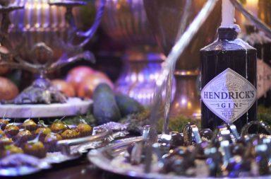 Hendrick's Gin navidades impepinables