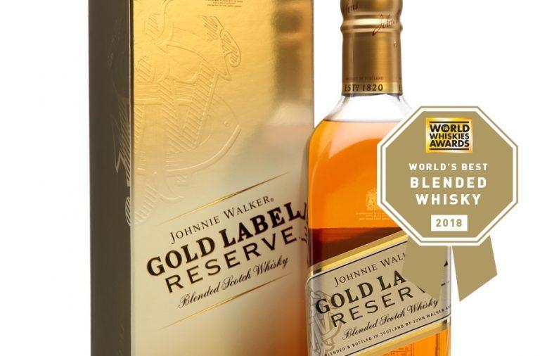 Johnnie Walker Gold Reserve (WWA)