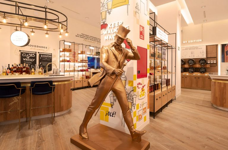 Johnnie Walker Store Madrid