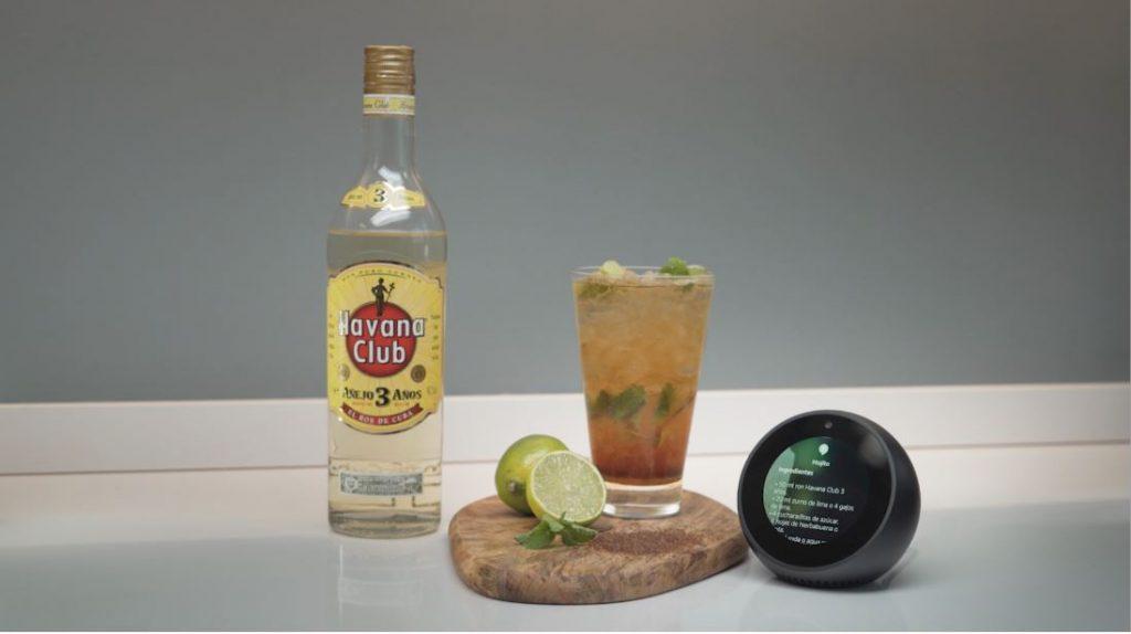 Pernod Ricard Alexa Skill