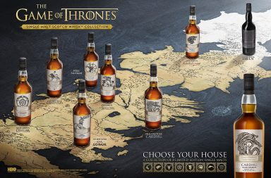 Games of Thrones Whiskies