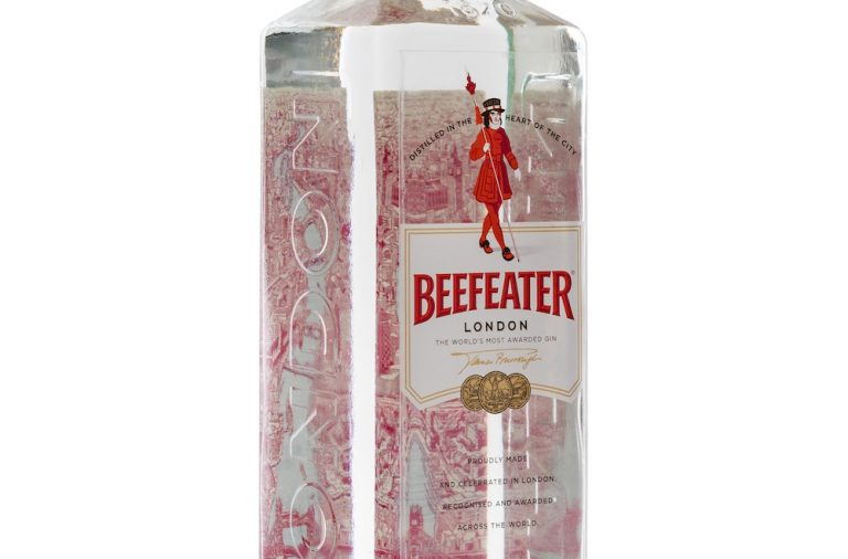 Beefeater Yeowoman Edition frontal 45º