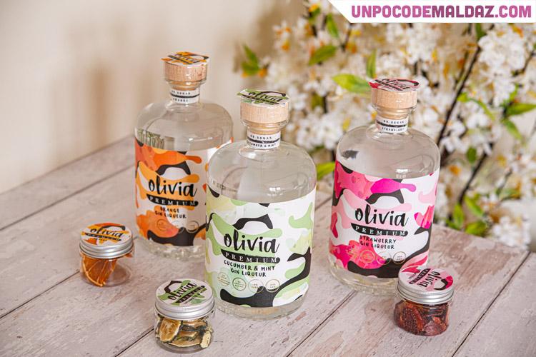 gin olivia